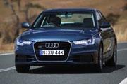 新款奥迪A6海外售约43.2万起