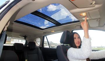 超高性价比合资SUV 超大天窗/预售11.28万起