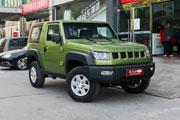 北汽BJ40售14.68-18.68万元
