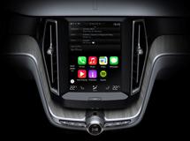 沃尔沃全新XC90首先搭载CarPlay系统