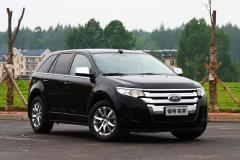 2012年进口品牌SUV新选择 道路行走理想