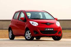 近期最受关注微型车Top10 3.4万起步价
