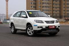 4款低价自主SUV车型推荐 售价不到10万