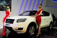 最新上市6AT SUV推荐 售价低至11.99万