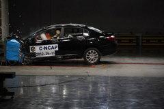 """长城C50斩获""""新五星"""" C-NCAP同步欧洲"""