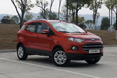 三款小型SUV购买推荐 最低只要9.48万元