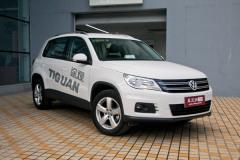 2012年国内汽车销量总结 SUV车型TOP10