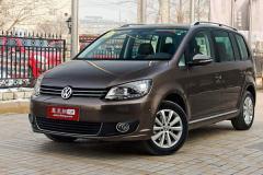 上海大众2013款途安购车指南 低配超值