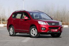 自主配增压动力SUV推荐 最低仅需8万元