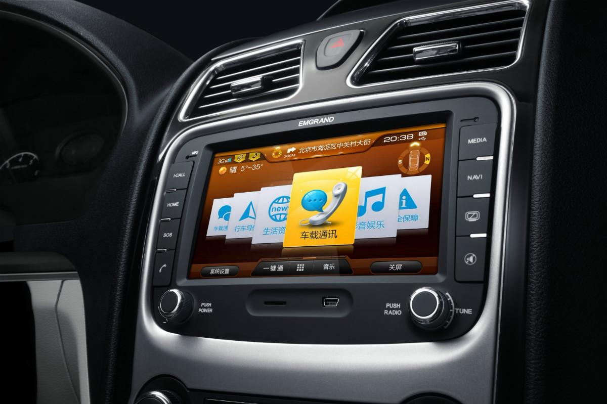 (吉利帝豪2013款EC7-RV装备G-netlink)   除了造型、内饰、配置上的改变和提升,2013款EC7-RV还继承了帝豪品牌引以为傲的安全基因, 6安全气囊、ABS+EBD等安全装备一应俱全。   动力方面,2013款EC7-RV沿用了现款车型的动力,提供1.5L和1.8L两个排量的发动机,其中1.5L发动机最大功率为80kW,最大扭矩为140N·m;1.