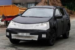 丰田新一代RAV4路试谍照 预计明年上市