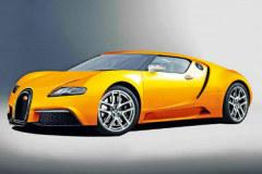 布加迪新车1600马力 百公里加速仅1.8秒