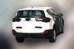 全新一代丰田RAV4再爆谍照 9月或将上市