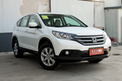 新款本田CR-V本月18日上市 增2款新车型