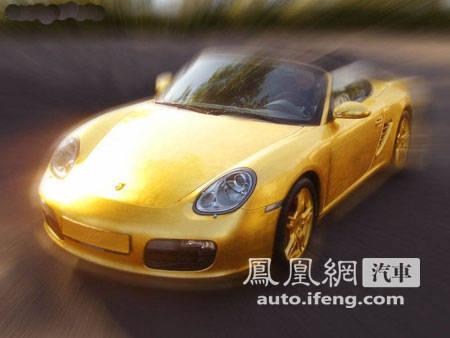 南京黄金跑车镀金是浮云 揭秘世界富豪座驾
