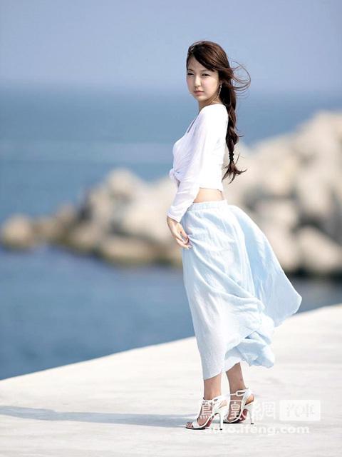 韩国2009十大汽车美女