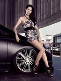 VIP专属性感美女车模