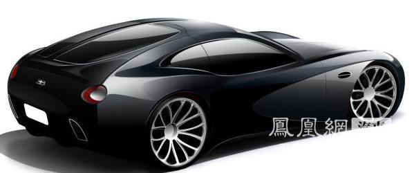 布加迪新车设计图曝光