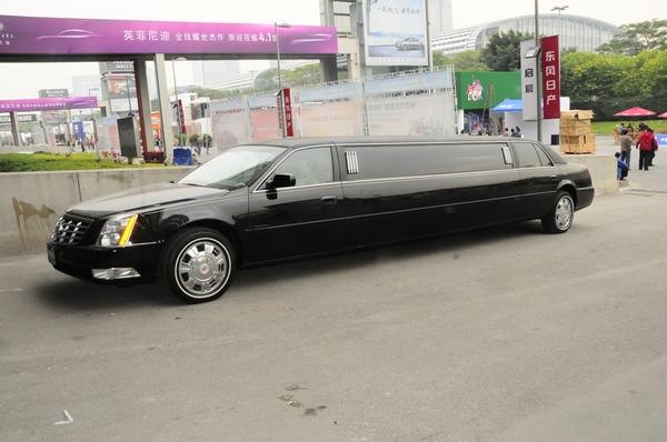 广州车展加长版车型让你看个够 各种加长车汇总