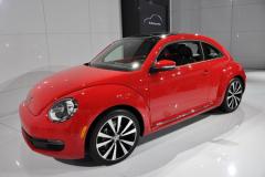 新甲壳虫预售20-30万 推两种排量车型