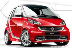 新smart fortwo上市 售11.5万-22.5万
