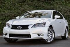 新雷克萨斯GS 450h正式上市 售97.5万