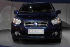 启辰D50两厢版9月上市 搭载1.6L发动机