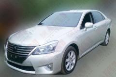 丰田改款皇冠或将7月底上市 更加年轻化