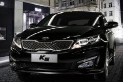 起亚K5十周年纪念版上市 19.08万起售