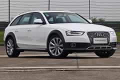 奥迪A4 Allroad将于10月上市 进口引入