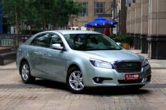 奔腾B90正式上市 售价13.98-19.98万元
