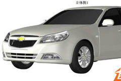 景程改款车型申报图曝光 预计10月上市