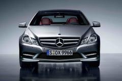 奔驰E200双门轿跑正式上市 售53.8万元
