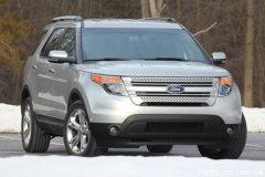 解读新一期环保目录 新福特七座SUV领衔