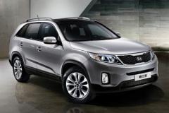 起亚进口改款SUV/MPV车型10月25日上市