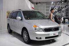 起亚VQ-R本月25日上市 搭柴油发动机