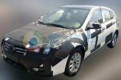 东南两厢新车定名V6菱仕 有望明年上市