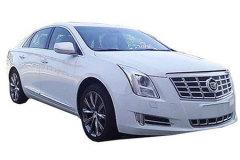 凯迪拉克XTS或广州车展亮相 明年上市