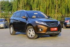 陆风X5本月22日亮相广州车展 明年上市