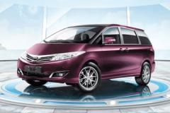 比亚迪全新M6官图发布 于广州车展首发