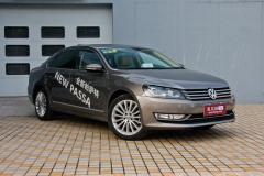 2013款帕萨特广州车展将上市 配置升级