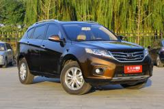 陆风X5广州车展首发 预计明年1月份上市