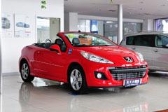 标致207CC AT车型年底销售弥补市场空缺