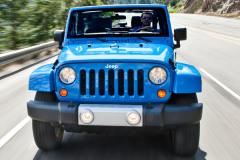 2013款Jeep牧马人上市 售44.99-56.99万