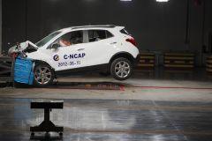 2012第4批C-NCAP发布 合资自主未获五星