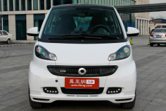 smart推新年限量版 1月14日于北京上市