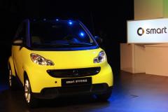 smart 2013新年特别版上市 售128888元
