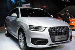 国产奥迪Q3参数曝光 3种车型/或3月上市