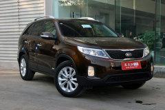 起亚索兰托增2.4L GDI车型 起售23.06万