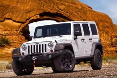 Jeep牧马人推出Moab特别版 售价51.99万